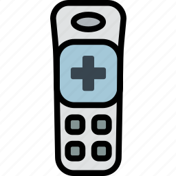 device, gadget, remote, technology, xbox icon