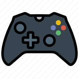 controller, device, gadget, one, technology, xbox icon