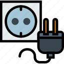 device, gadget, outlet, technology icon