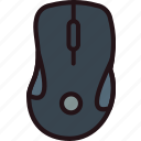 device, gadget, generic, mouse, technology icon