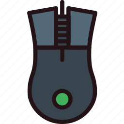 device, gadget, gaming, mouse, technology icon