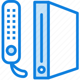 device, gadget, technology, wii icon