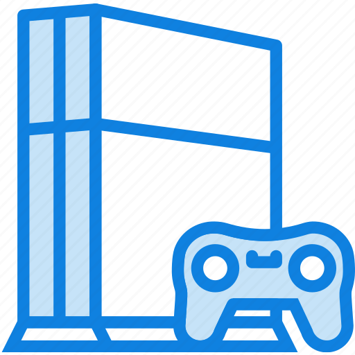 device, gadget, ps4, technology icon