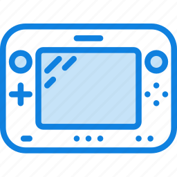 device, gadget, technology, u, wii icon
