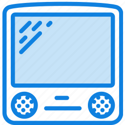 device, gadget, imac, old, technology icon
