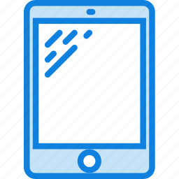 device, gadget, ipad, mini, technology icon