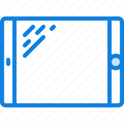 device, gadget, ipad, landscape, technology icon