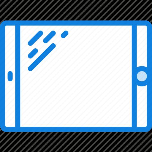 device, gadget, ipad, landscape, technology icon