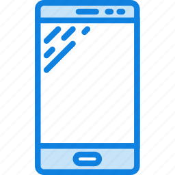 device, gadget, note, technology icon