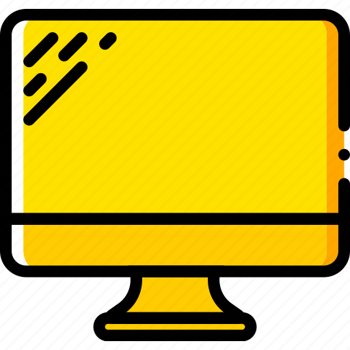 device, gadget, imac, technology icon