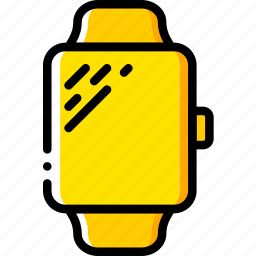 apple, device, gadget, technology, watch icon