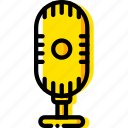 device, gadget, microphone, technology icon
