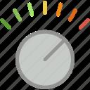 flag, knob, marker, pin icon