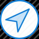 element, essential, interface, navigator, webby icon