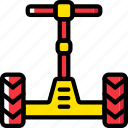 segway, transport, vehicle