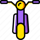 moped, transport, vehicle