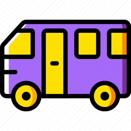 Bus, transport, vehicle icon - Download on Iconfinder
