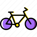 bike, speed, transport, vehicle icon