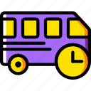 car, for, transport, vehicle, wait icon