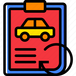 car, details, refresh, transport, vehicle icon