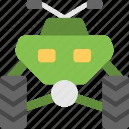 bike, dirt, transport, vehicle icon