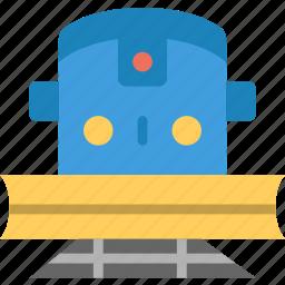 plower, train, transport, vehicle icon