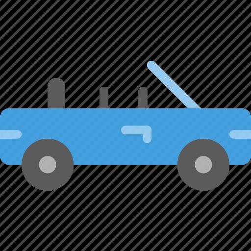 car, sports, transport, vehicle icon