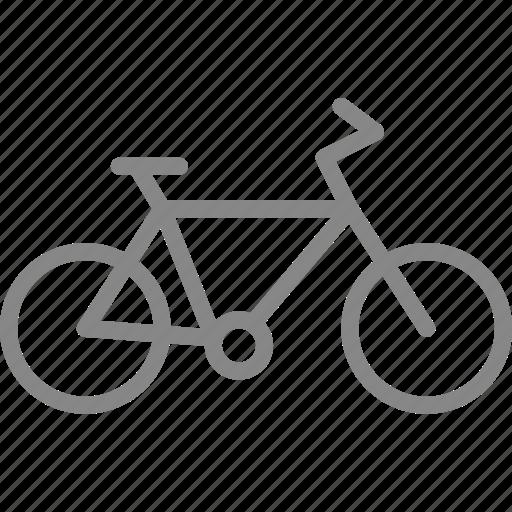 bike, speed, transport, vehicle icon