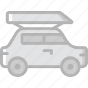 car, family, transport, vehicle icon