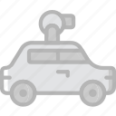 car, maps, transport, vehicle icon