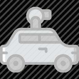 car, maps, transport, vehicle icon