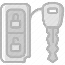 car, remote, transport, vehicle icon