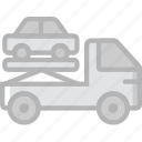 car, pick, transport, up, vehicle icon