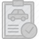 car, details, success, transport, vehicle icon