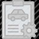 car, details, settings, transport, vehicle