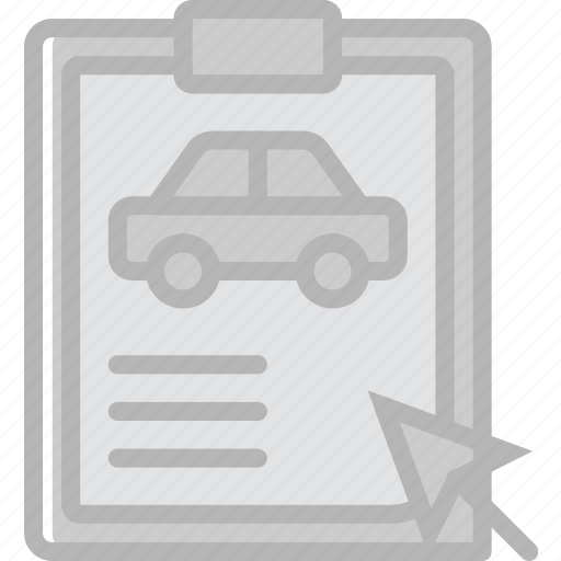 car, click, details, transport, vehicle icon