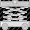 lifter, transport, vehicle