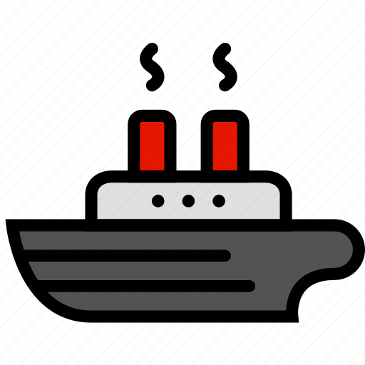 ship, transport, vehicle icon