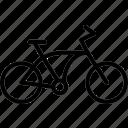 bike, speed, transport, vehicle
