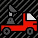 car, television, transport, vehicle