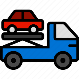 car, pick, transport, up, vehicle icon