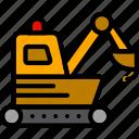 loader, transport, vehicle