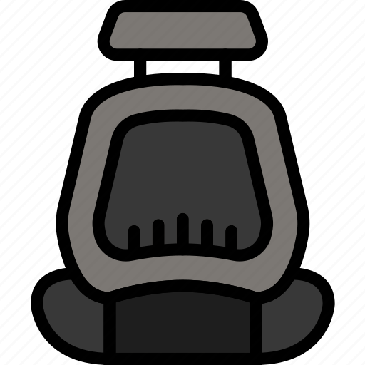 car, seat, transport, vehicle icon