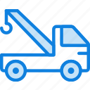 auto, crane, car, transport, vehicle