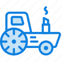 auto, car, tractor, transport, vehicle