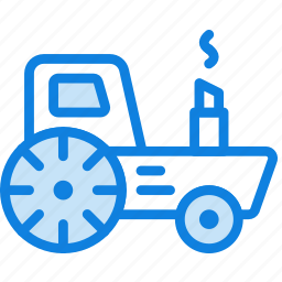 auto, car, tractor, transport, vehicle icon