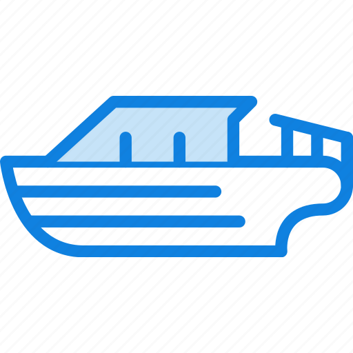 auto, boat, car, speed, transport, vehicle icon