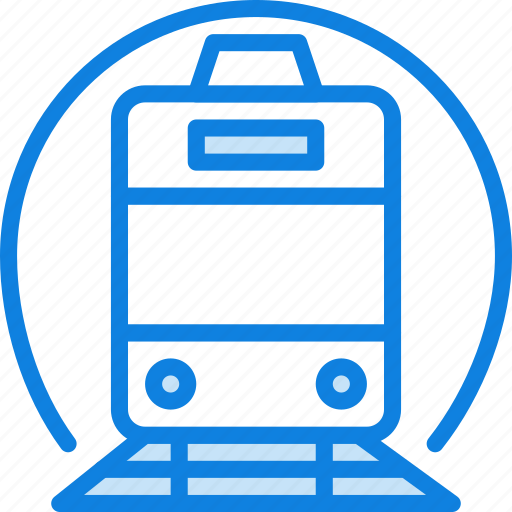 train, transport, vehicle icon