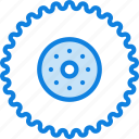 auto, car, tractor, transport, vehicle, wheel icon