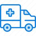 ambulance, auto, car, transport, vehicle icon